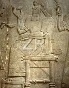 2165-3 King Ashurbanipal II