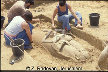 218-2 Excavating Anthropoid