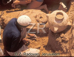 218-3 Excavating Anthropoid