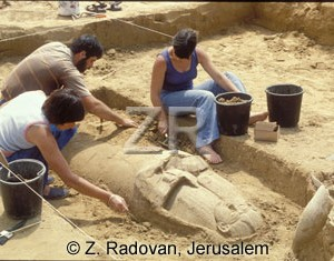 218 Anthropoid excavation