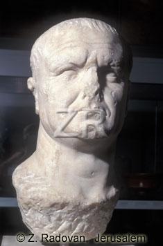 2184-2 Emperor Vespasianus