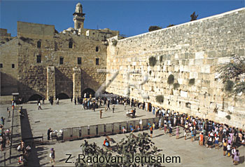 2243-16 The Western Wall
