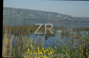 2246-12 Sea of Galilee