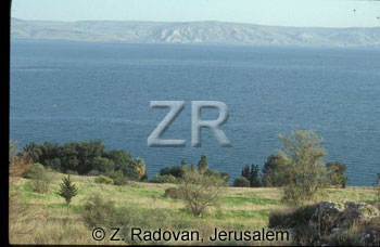 2246-30 Sea of Galilee
