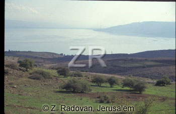 2246-33 Sea of Galilee