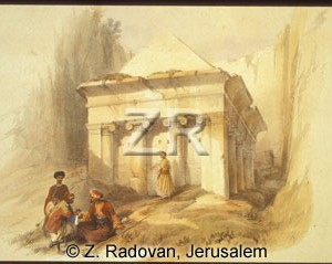 2280 Tomb of Zechariah