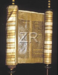 2327-1 Torah scroll