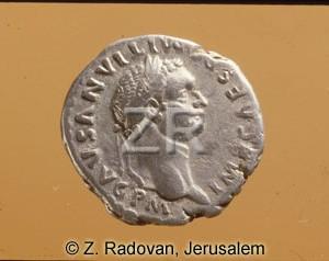 2385-1 Emperor Domitianus