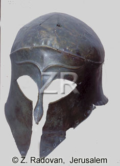 2403 greek helmet