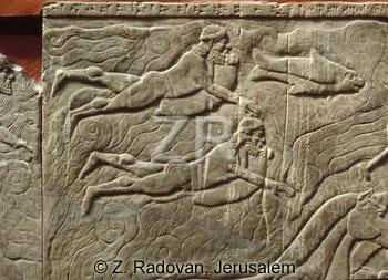 2408-2 Assyrian army