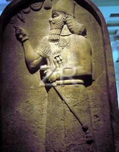 2414 King Ashurmasirpal II