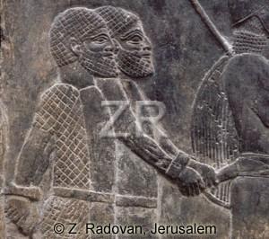 2425-2 Assyrian prisoners
