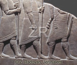2426-2 Assyriam army boots
