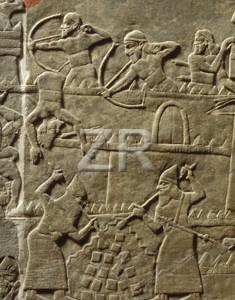 2438-1 Assyrian army