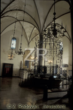 2464-1 Krakow synagogue