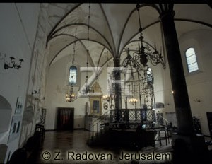 2464-2 Krakow synagogue