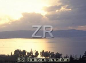 2532-3 Sea of Galilee