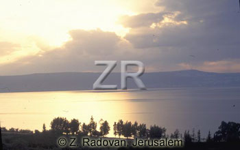 2532-3 Sea of Galilee