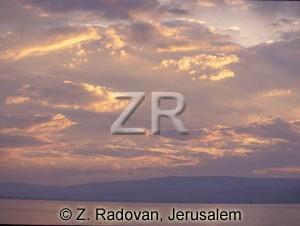 2532-4 Sea of Galilee