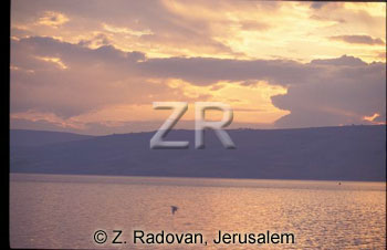 2532-5 Sea of Galilee