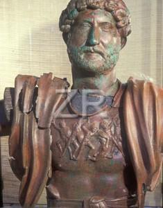 263-2 Emperor Hadrian