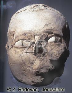 2640-2 Jericho skull