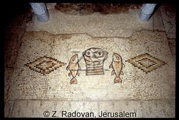 265-1 Tabgha mosaic