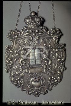 2702-4 Torah Shield