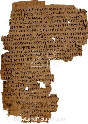 2717-5 Nag Hammadi codex