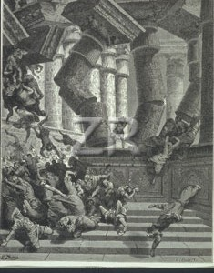 2750 Death of Samson