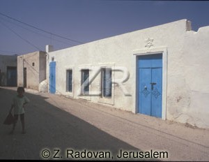 2874-13 Synagogue Djerba