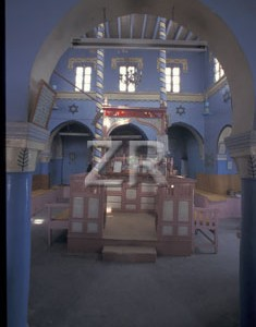2874-2 Synagogue in Djerba