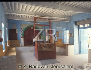 2874-3 Synagogue Djerba