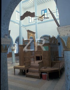 2874-3 Synagogue in Djerba