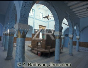 2874-4 Synagogue in Djerba