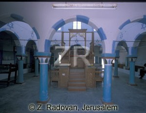 2874-5 Synagogue in Djerba