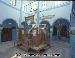 2874-7 Synagogue Djerba