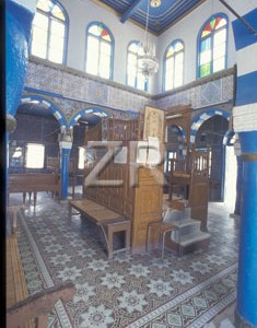 2874-8 Synagogue Djerba
