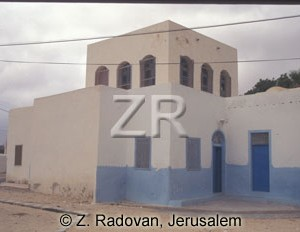 2874-9 Synagogue Djerba