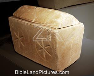 2891-8 Caiaphas ossuary