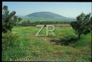3025-5 Jezreel and Tabor