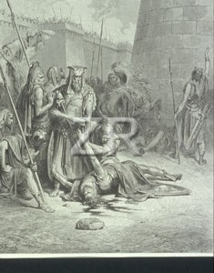 3164 Death of Abimelech