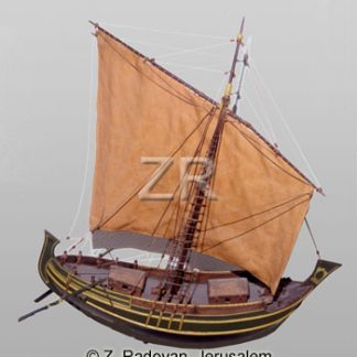 3191 Greek sailing boat