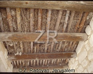 3218-3 Reed roof
