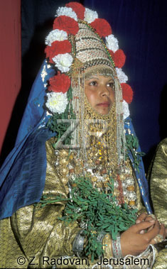 3221-3 Yemenite bride