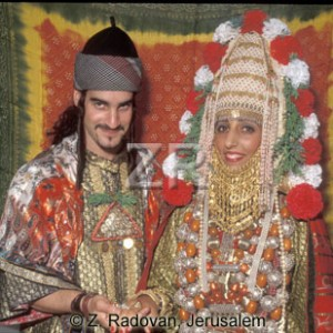3224-2 Yemenite couple