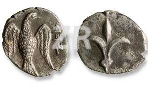 329-2 Yehud coin