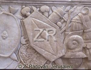 3298-2 Roman Arms