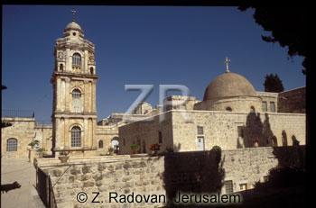 3316 Monastery of the Cross