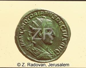 3324-8 Emperor Trajanus